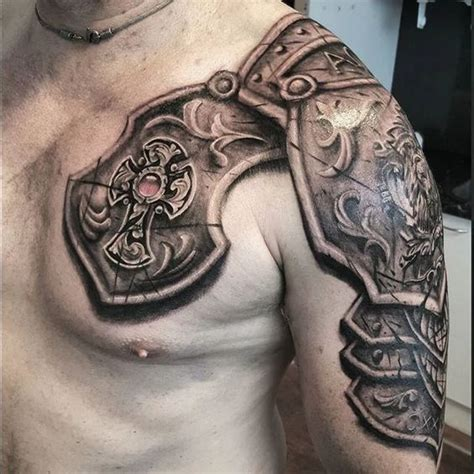 tattoo kalamazoo body armor 8 resolute armor tattoos tattoodo cool stuff
