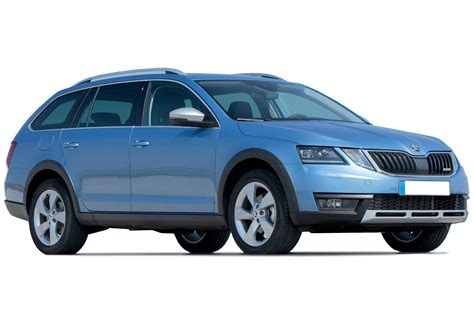 skoda octavia scout estate review carbuyer