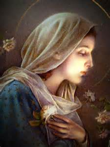 Blessed virgin mary catholic mary pinterest