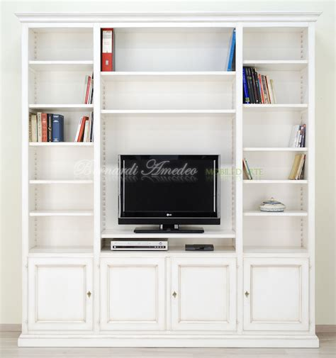 libreria mobile tv libreria con porta tv librerie
