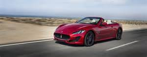 Maserati Build And Price Maserati Models Grancabrio Sport