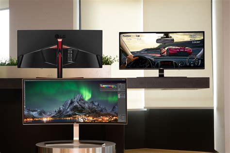 lg launches 34 quot 144hz ips curved ultrawide gaming