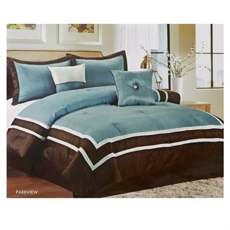 6pc Parkview Hotel Comforter Set Queen 637992974 Burlington Bedding Sets