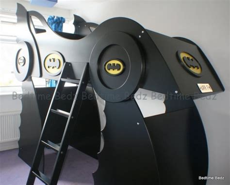 Batman Bunk Beds Batman Bed Bedtime Bedz
