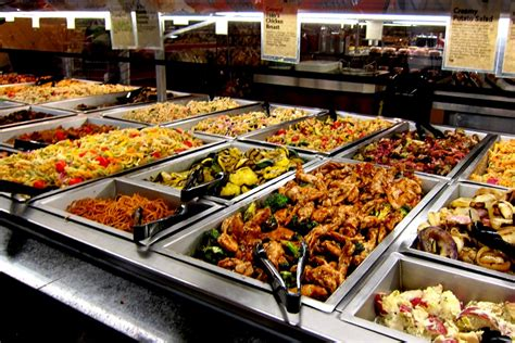 the best whole foods hot bar is in