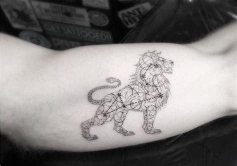tatuajes de horscopos leo tatuajes de constelaciones diferentes dise 241 os para