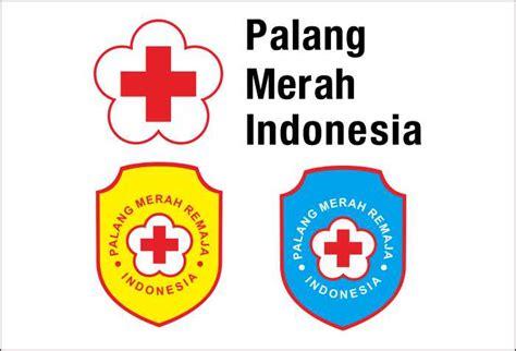 logo palang merah pmi pmr vector cdr