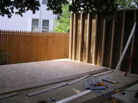 mirrasheds building  shed  scratch