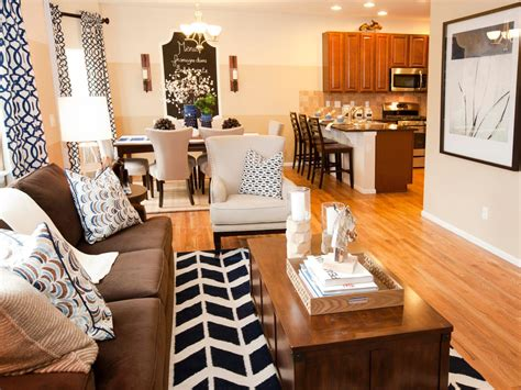 Kitchen Dining Room And Living Room Together Photos Hgtv