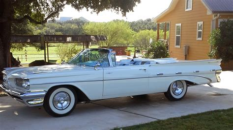1959 pontiac bonneville convertible 1959 pontiac bonneville convertible f210 houston 2016
