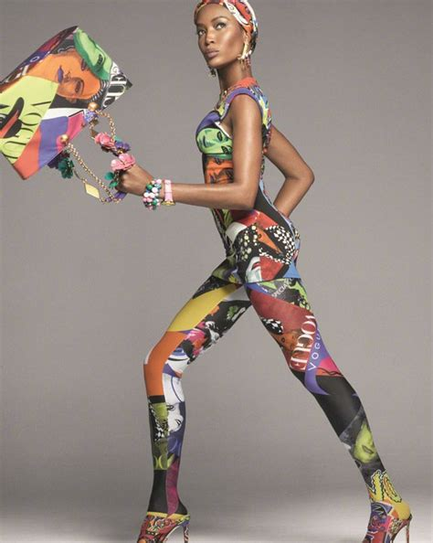 kaia gerber tfs first look supermodels for versace spring summer 2018