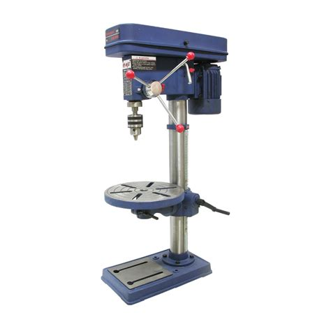 Mesin Bor Duduk Maktec Nlg Drilling Machine Mesin Bor Duduk Drill Press Bdm
