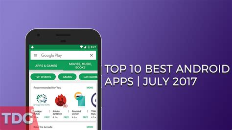 top 10 best android apps of july 2017 new apps the droid guru - Best Android Apps Top 10