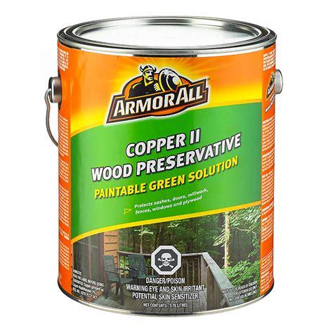 armor  copper ii wood preservative reno depot
