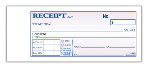 Template S For Paid Receipts by Rent Payment Receipt Form Template Sle Helloalive