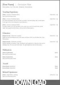 Microsoft Office Templates Cv by 12 Free Microsoft Office Docx Resume And Cv Templates