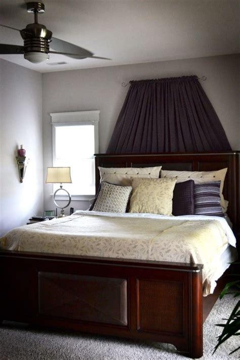Curtain Headboard Designs The 25 Best Curtain Headboard Ideas On Window Bed Curtains