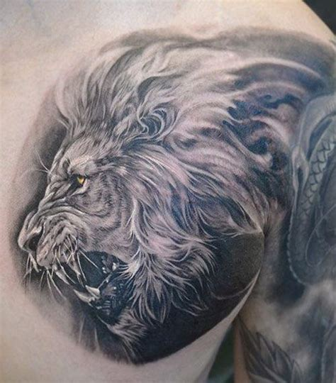 tattoo pictures of lions lion tattoos for men ideas and image gallery for guys