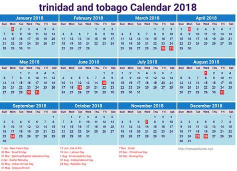 And Tobago Kalendar 2018 2018 Calendar 2018 Calendar Gray Happy New Year