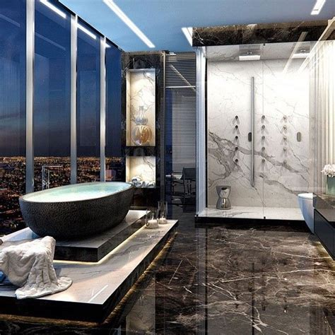 luxurious bathrooms 1000 ideas about modern luxury bathroom on pinterest
