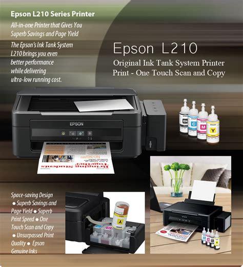 Cartridge Printer Epson L210 Pixelsbug Mediaworks Printer Toner Ink