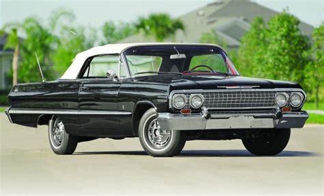 1963 chevrolet impala ss matchless ss 1963 chevrolet impala ss convertible
