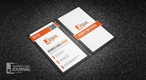 Free Business Card Template With Qr Code by 75 Free Business Card Templates That Are Stunning Beautiful