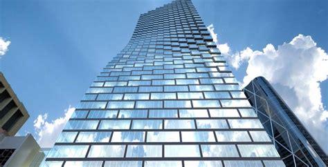 Home Design Courses Calgary work begins on bjarke ingels pixelated tower in calgary