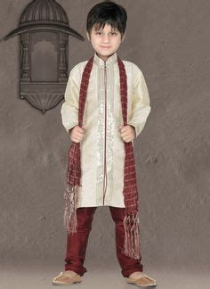 Best Quality Koko Anak Toyobo boy wearing traditional indian cloths its known as