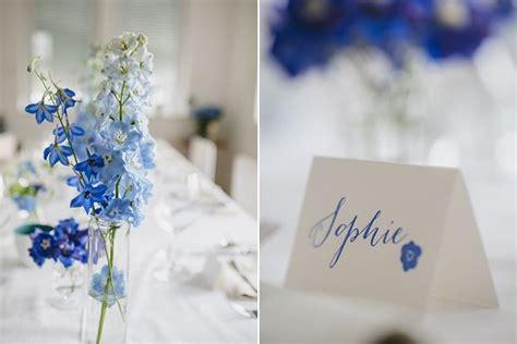 blaue tischdeko alles blau blaue hochzeitsideen und totale begeisterung
