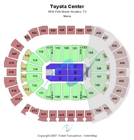 Houston Toyota Center Tickets Toyota Center Tickets In Houston Toyota Center