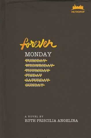 Metropop Forever Monday Ruth Priscilia Angellina opini bareng my expectation s jejen baca buku