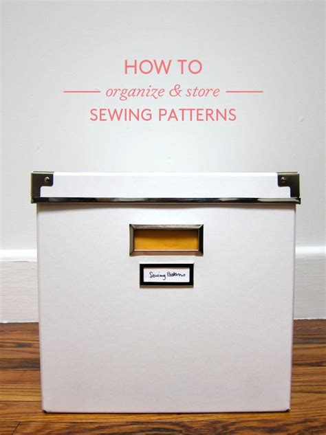 pattern envelope storage free sewing sewing patterns and large envelope on pinterest