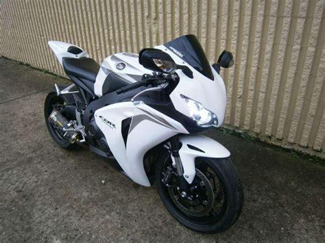 honda cbr1000rr for sale 2009 honda cbr1000rr sportbike for sale on 2040 motos