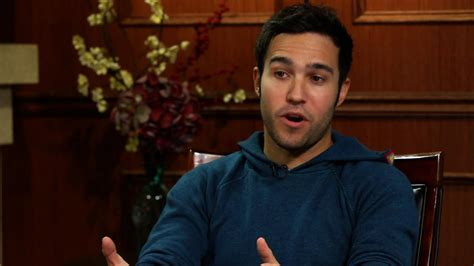 Pete Wentz Gets His Beard On by Pete Wentz Will Not Let His Child Get A At 15