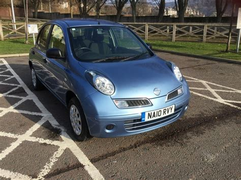 blue nissan micra used blue nissan micra for sale borders