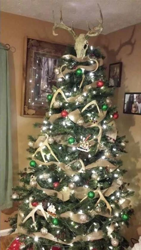googlecom hobby lobby christmas trees deer tree topper view in gallery antlers paired with a tree topper deer tree