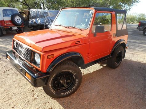 jeep samurai for sale pin 1988 suzuki samurai 19 turbo diesel jeep for sale on