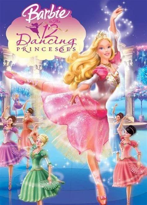 film von barbie barbie in die 12 tanzenden prinzessinnen dvd oder blu ray