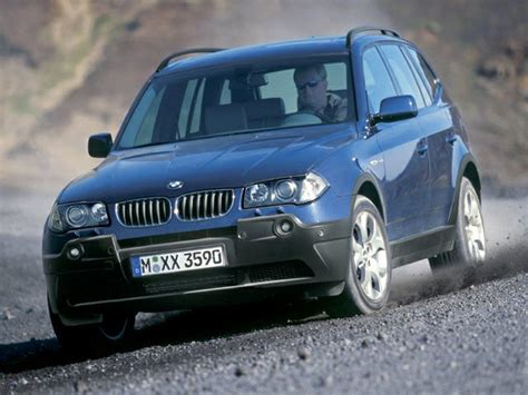 2004 bmw x3 review 2004 bmw x3 information