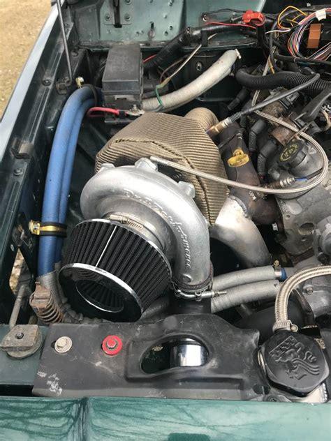 jeep cherokee xj  turbo ls swap deadclutch