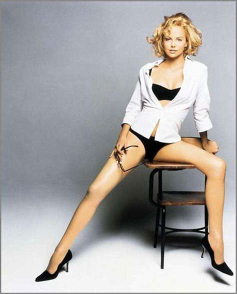 best legs charlize theron has best legs and thighs