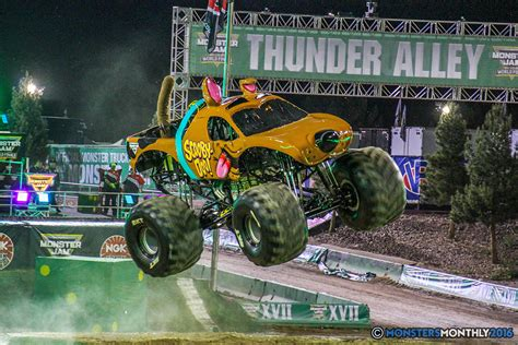 las vegas monster truck monster jam world finals vii freestyle gallery set one