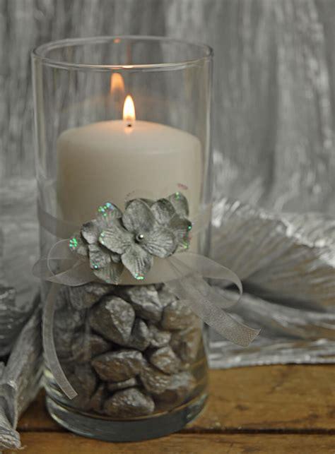 Silver Stones For Vases by Silver Cobble Vase Filler 1lb