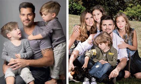 Ricky Martin y Juanes publican emotivas cartas para sus hijos Mama De Los Hijos De Ricky Martin