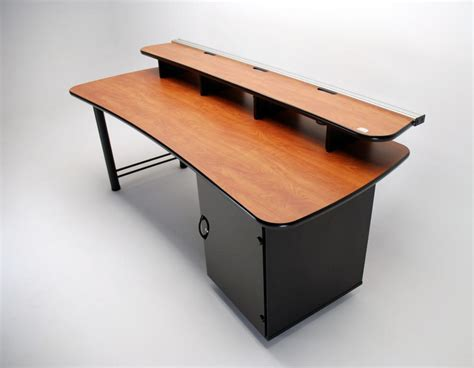 Rackmount Desk by 83 Max Rack Desk With Railmount And Monitor Track Martin Ziegler