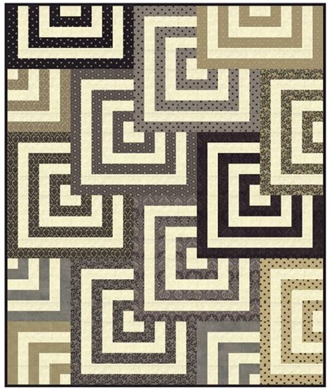 Basic Grey Pattern Updates | last one mesmerize quilt kit by basicgrey with little