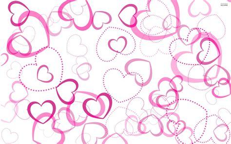 background design heart pink heart background wallpaper wallpapersafari