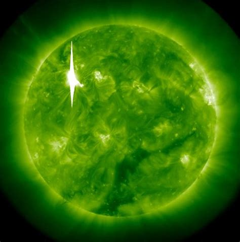 Solar Flare Lights Major Sun May Supercharge Northern Lights This Week