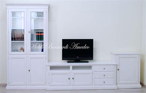 pareti porta tv mobile a parete con porta tv componibili